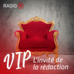 Emission RadioR VIP l'invité de la rédaction