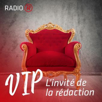 Emission RadioR VIP l'invité de la rédaction